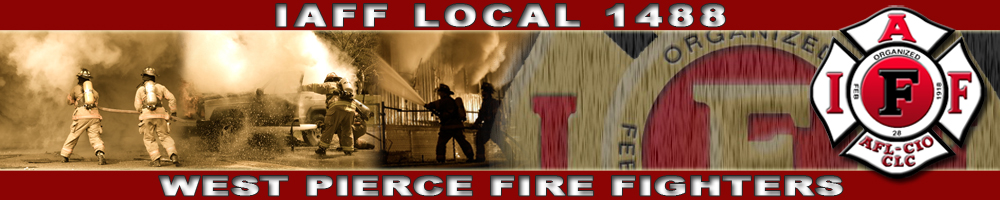 West Pierce Fire Fighters IAFF Local 1488